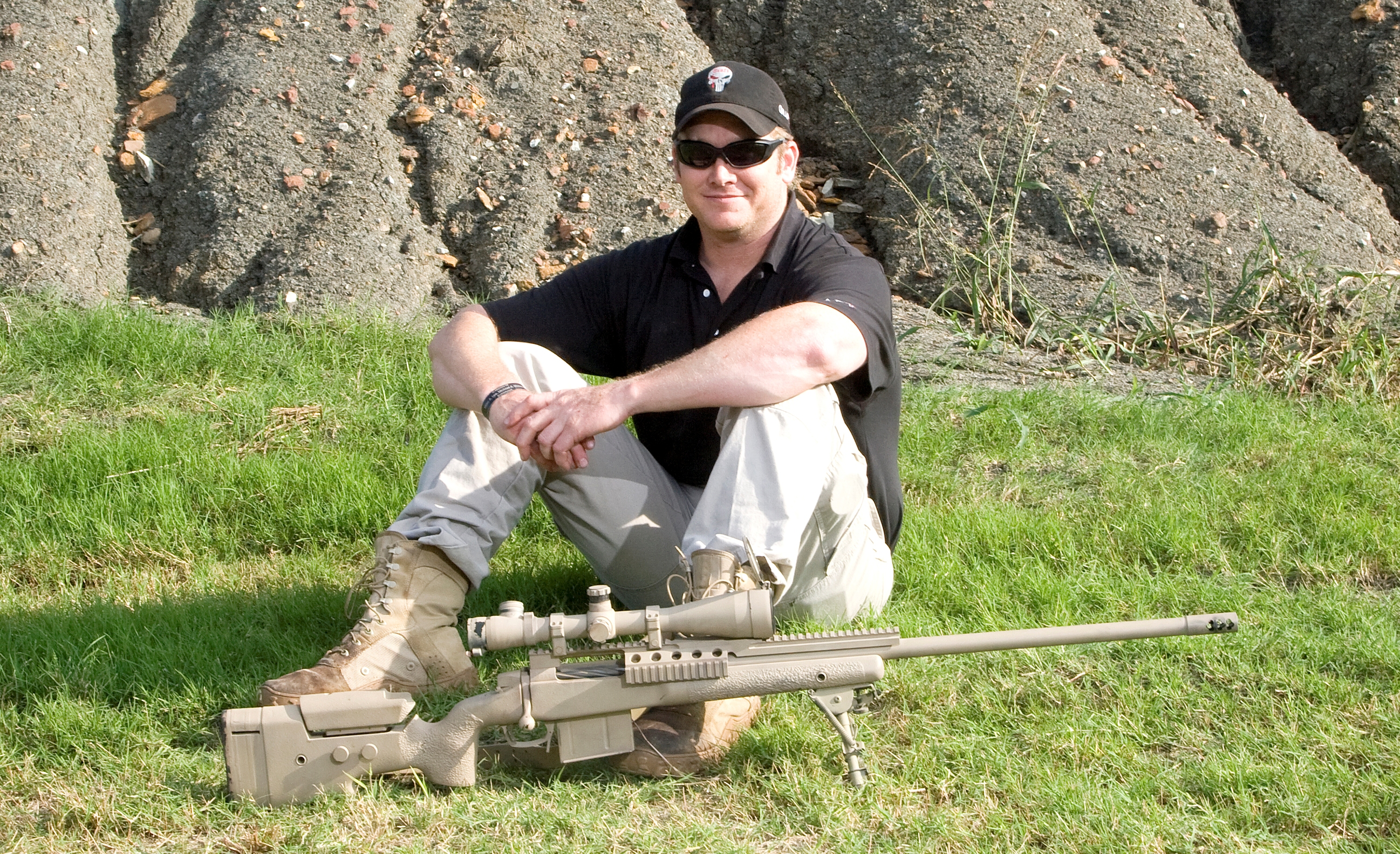 Chris Kyle (Photo courtesy of Harper Collins)