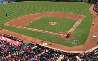 Topic of Discussion: Rangers' opening home series
