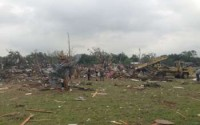 Liveblog: Aftermath of deadly tornado in Granbury, Texas