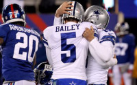 Romo leads Cowboys to 24-21 win over Giants