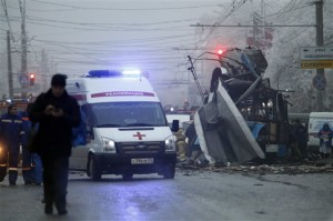 Russia Suicide Bombing Arrests