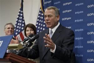 John Boehner, Cathy McMorris Rodgers, Kevin McCarthy