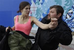 Nadezhda Tolokonnikova, Maria Alekhina