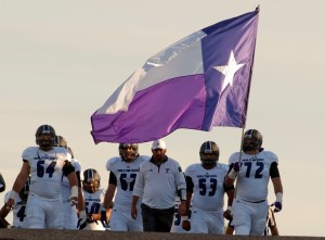 The Texans brought home a win over West Texas A&M Saturday.Courtesy photo from Tarleton Sports.