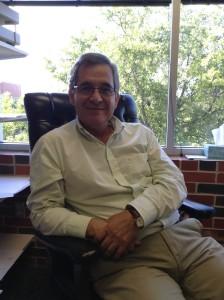 Dr. Jesus Velasco is an associate professor of social sciences-political science.
