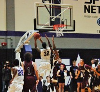 Mabry scoring two of his team-high 23 points.