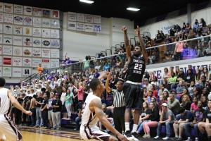 Lee scored a game-high 24 points. Photo courtesy of TSU Athletics.