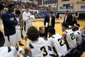 The (24-8) Lions impressive season included an LSC tournament championship. Photo by Justin Pack