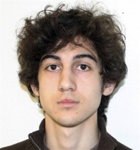 FILE - This undated file photo provided by the Federal Bureau of Investigation shows Dzhokhar Tsarnaev, charged in the Boston Marathon bombing. Prosecutors rested their case against Tsarnaev on Monday, March 30, 2015, after jurors saw gruesome autopsy photos and heard a medical examiner describe the devastating injuries suffered by the three people who died in the 2013 terror attack. (AP Photo/FBI, File)