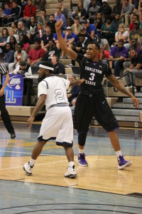 EJ Reed plays basketball for Tarleton as a senior power forward.(Photo by Ariel Steele, Texan News)